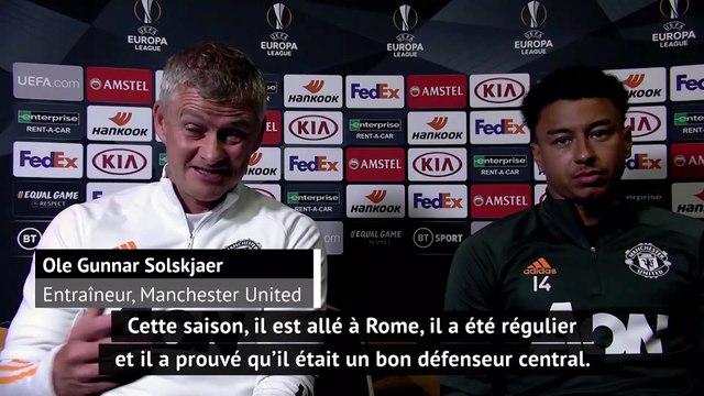 Man Utd - Solskjaer compte sur Smalling pour la saison prochaine