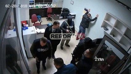 Report TV -Të pathënat e operacionit të kapjes së 613 kg kokainë në Durrës!