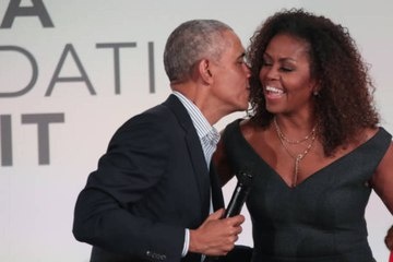 "Michelle Obama Wished Her ""Favorite Guy"" Barack a Happy 59th Birthday"