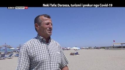 Report Tv, Veri Jug - Neki Tafa Darzeza, turizmi i prekur nga Covid-19