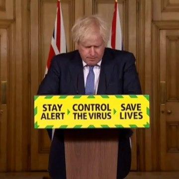 Top News - Koronavirusi në Britani/ 'Kthesat' e kryeministrit Johnson
