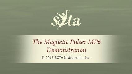 SOTA Magnetic Pulser - Model MP6 - Demonstration