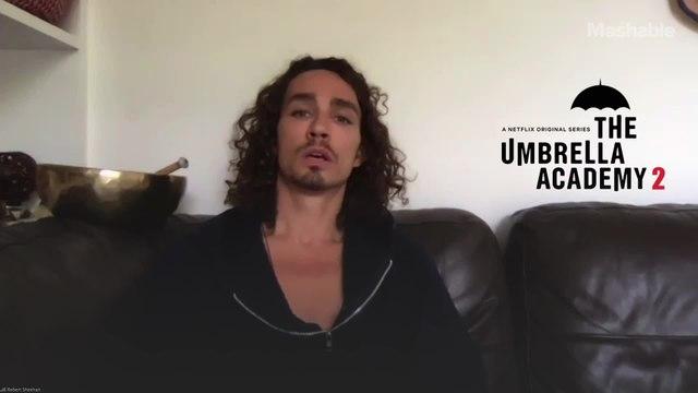 Watch 'The Umbrella Academy' cast test their movie knowledge