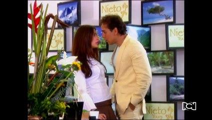 Capítulo 2   Juan Camilo logra acercarse a Isabella con una imagen falsa