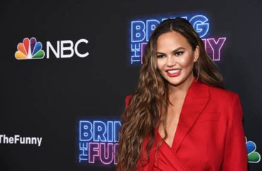 Chrissy Teigen Apologizes for a Joke She Made About Megan Thee Stallion