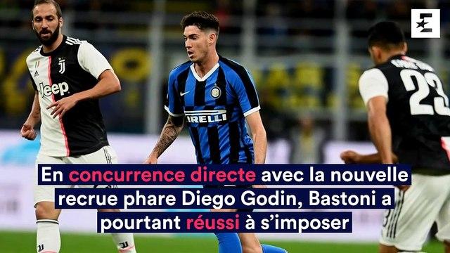 Euroscout : Bastoni, l'espoir italien de l'Inter qui a mis Godin sur le banc