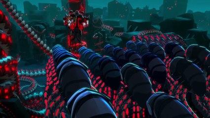 Transformers: Cyberverse - [Season 3 Episode 10]: The Prisoner