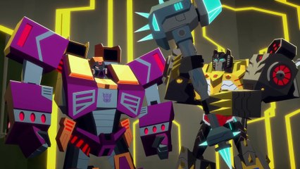 Transformers: Cyberverse - [Season 3 Episode 12]: The Alliance