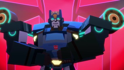 Transformers: Cyberverse - [Season 3 Episode 16]: The End Of The Universe III