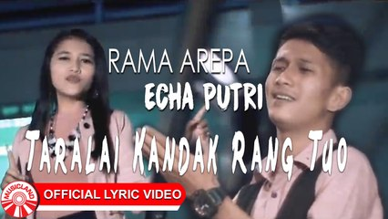 Rama & Echa - Talarai Kandak Rang Tuo [Official Lyric Video HD]