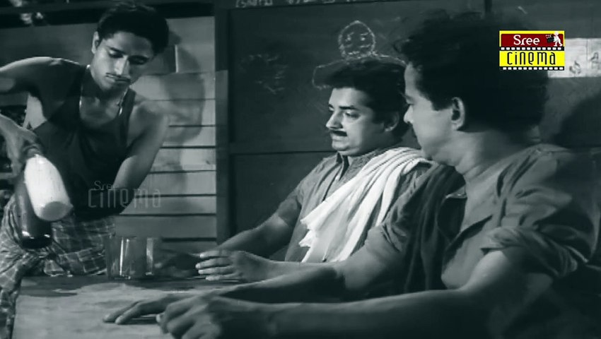Anubhavangal Paalichakal   Movie Scene 2   K. S. Sethumadhavan   Sathyan   Prem Nazeer   Sheela