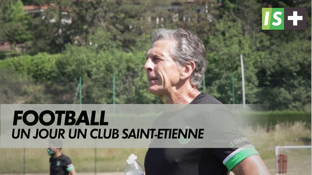 """""""Un jour un club"""" - Saint Etienne"""