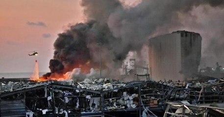 Explosions à Beyrouth : au moins 100 morts et 4000 blessés, l'origine du drame dévoilée