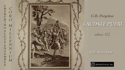 Coro Millennium - LAUDATE PUERI - VII
