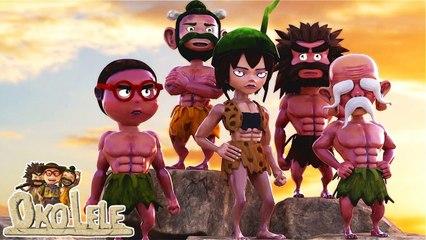 Oko Lele - Workout - Best Sports Compilation - Funny cartoons