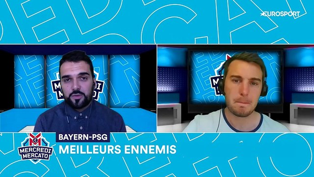 Neymar, sieste et revanche sur Kouassi : PSG-Bayern, ennemis intimes du mercato