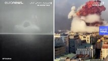 هل انفجار مرفأ بيروت يشبه انفجار قنبلة هيرو�