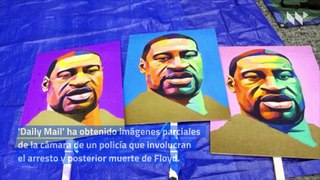 Nuevos detalles del arresto fatal de George Floyd emergen en video filtrado
