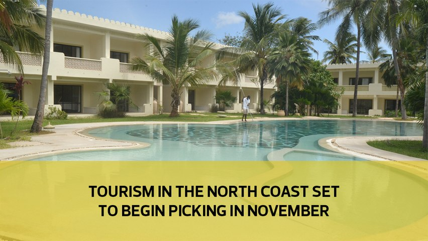 International tourism in the North Coast set to begin picking in November