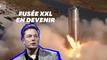 Starship, la fusée habitée de SpaceX qui ira sur mars, effectue son 1er vol