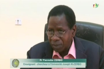 RTB/Le Burkina Faso commémore ses 60 ans d'indépendance - Rencontre avec Yacouba ZERBO, chercheur à l'université Joseph KI-ZERBO