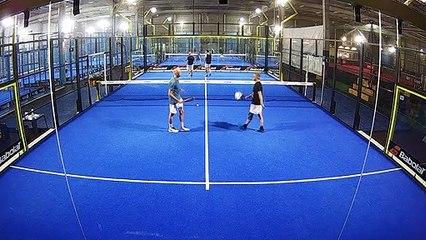 Puntaco #3 du Match du 05/08 à 20:14 - Court Babolat (4PADEL Bordeaux)