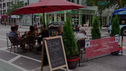 Outdoor Dining to Become a 'New NYC Tradition' and Return Next Summer, Mayor Says