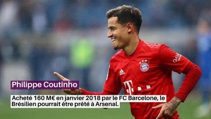 Coutinho, Aurier, M'Vila : toutes les infos mercato du jour