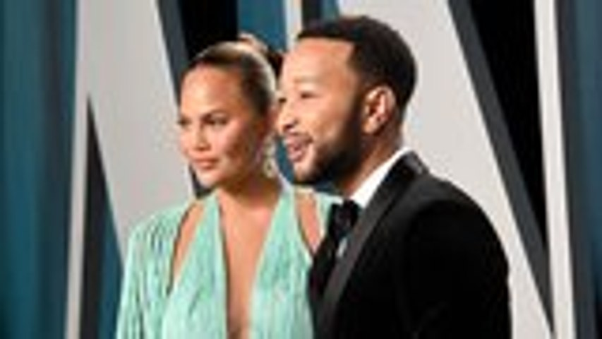 Chrissy Teigen and John Legend Reveal They Are Expecting Third Child Together | THR News