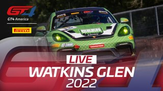 LIVE - GT4 AMERICA - RACE ACTION FROM SONOMA 2021