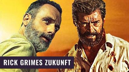 The Walking Dead: Die Rick Grimes Filme werden wie Logan | Darum ist das die richtige Inspiration