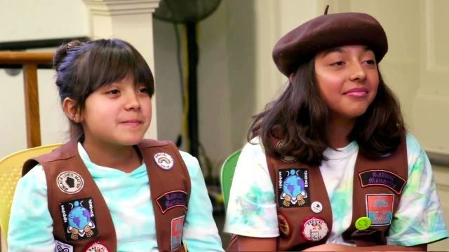 Meet the Troop Redefining Scouting for Young Female Activists