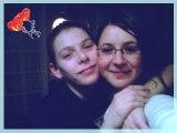 Mon bébé et moi!!!Je t'aime mon ange