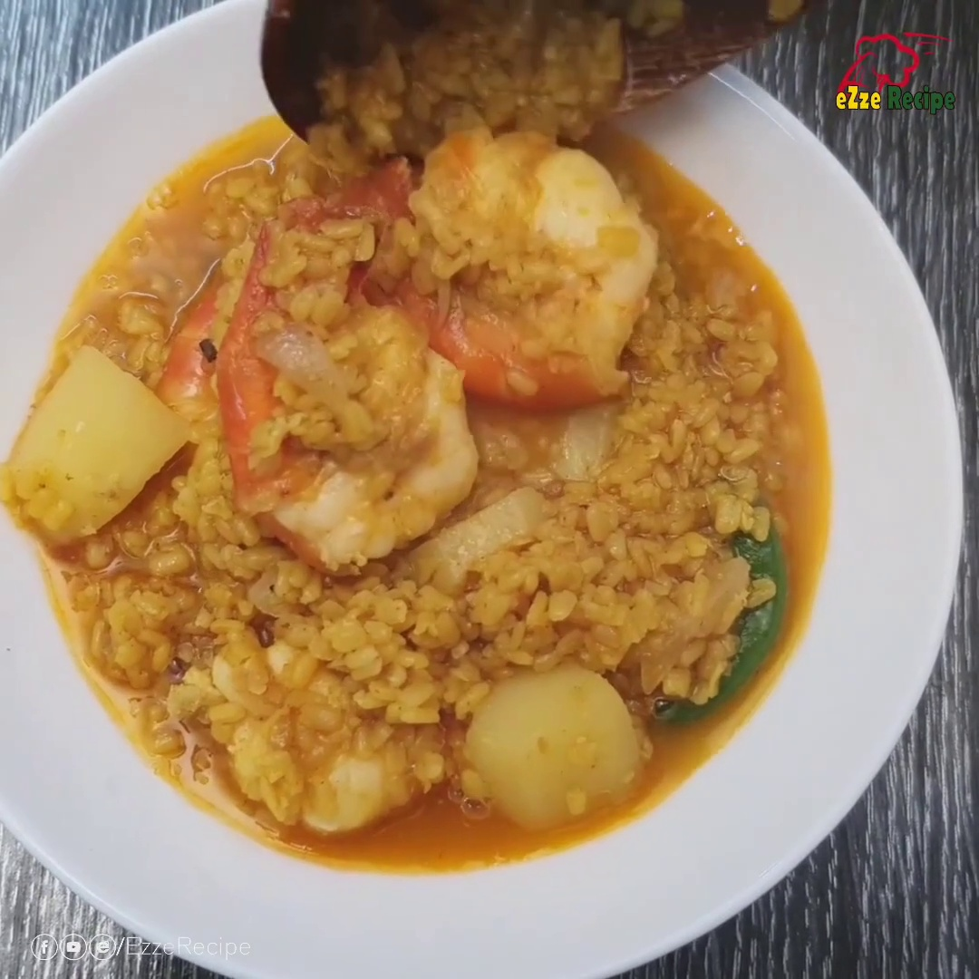 Daal Chingri Recipe – Prawn Curry