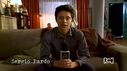 Conoce al joven que interpreta al hijastro de Jaime Garzón