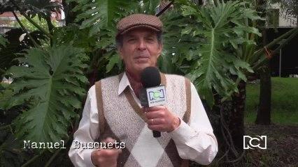 Manuel Busquets relata cómo conoció a Jaime Garzón