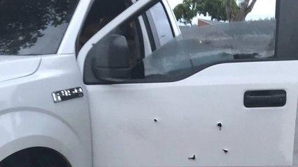 Miami-Dade: Hombre afroamericano ataca a tiros autos patrulleros | El Diario en 90 segundos