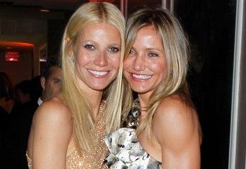"Cameron Diaz Told BFF Gwyneth Paltrow She Felt ""Peace"" Leaving Acting Behind"