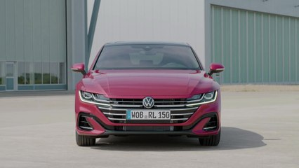 2021 Volkswagen Arteon Exterior Design