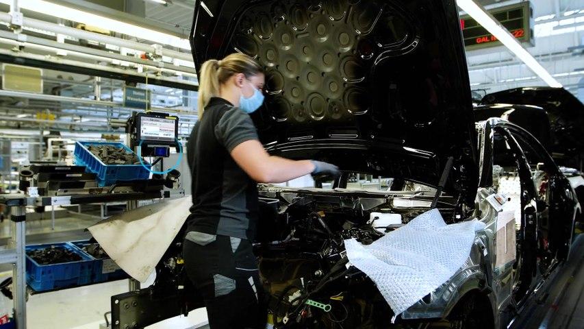 Mercedes-Benz Cars Operations 360 (MO360) - Digital production at Mercedes-Benz
