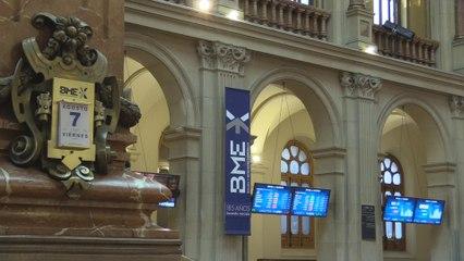 El Ibex 35 mantiene tendencia negativa tras la apertura y pone en riesgo el balance semanal positivo