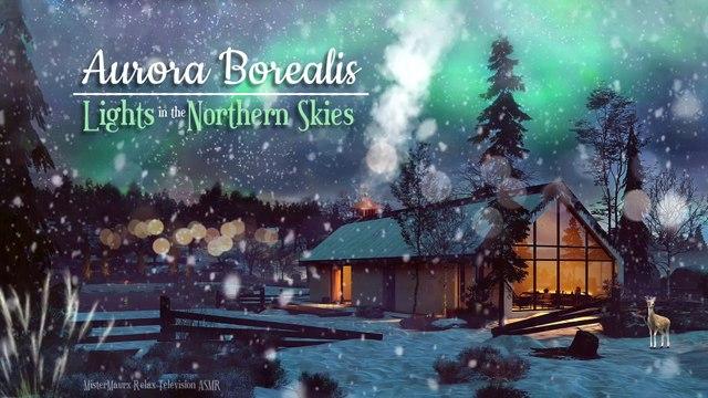 Aurora Borealis | ASMR | Lights in the Northern Skies