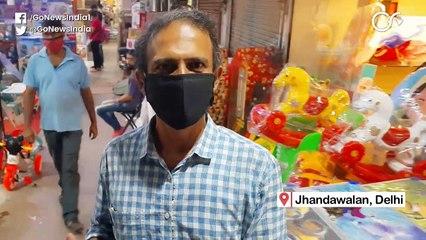 दिल्ली: साइकिल की बिक्री बढ़ी, चीनी खिलौने ख़रीदारों की पहली पसंद