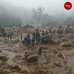 Major landslide in Kerala's Idukki, many estate workers and families feared trapped