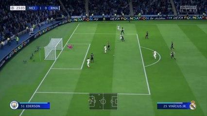 Manchester City - Real Madrid : notre simulation FIFA 20 (Ligue des Champions de la Ligue - finale)
