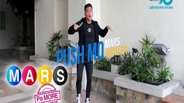 "Mars Pa More: Get ""On the Dance Floor"" with EA Guzman! | Push Mo Mars"