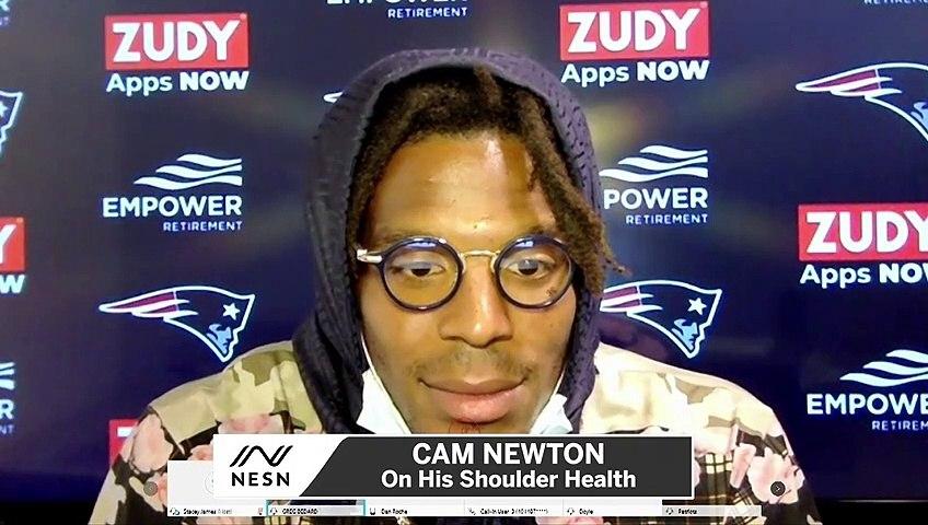 Cam Newton Labels Himself