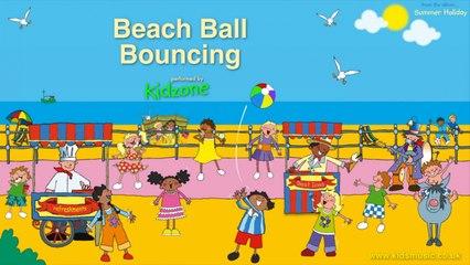 Kidzone - Beach Ball Bouncing