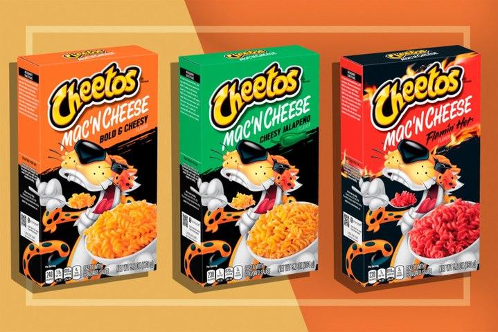 Cheetos Now Makes Mac 'n Cheese—Here's How It Tastes