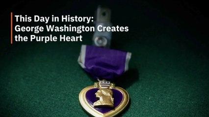 Purple Heart History